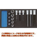 GEDORE ビットソケットセット 1500CT1‐IN19LKM 2308932