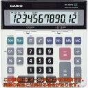 カシオ 加算器実務電卓 DS120TW