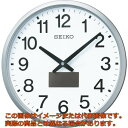 ショッピングソーラー電波 SEIKO ハイブリッドソーラー電波掛時計 SF242S