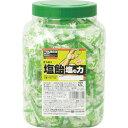 TRUSCO 塩飴 塩の力 750g 青梅味 ボトルタイプ TNU-750...