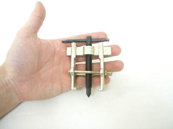 固定式/ベアリングプーラー 65mm/2爪ギヤ...の紹介画像2