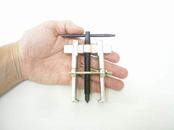 固定式 2爪/ベアリングプーラー 75mm/二...の紹介画像2