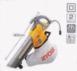 【】落ち葉よ!さよなら リョービ(RYOBI)ブロワバキューム(粉砕機能付き)RESV−1000【smtb-TD】【saitama】