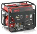 【代引き不可】【送料無料】☆ワキタ エンジン発電機 HPG-2500 60Hz 【RCP】
