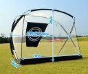 送料無料 ゴルフネット 練習用 収納バッグ付き ゴルフネット 折りたたみタイプ 自宅 防球ネット 折りたたみ 大型 幅290cm 高さ200cm トレーニング用[あす楽]
