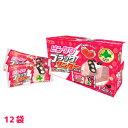 ピンクなブラックサンダー いちご味 12袋入チョコレート イチゴ 苺 スナック菓子