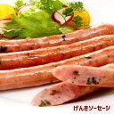 トンデンファーム げんきソーセージ ニラ入り 120g(4本入り)ウインナー 豚肉 おかず バーベキュー 焼肉 BBQ