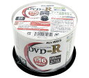DVD-R CPRM 録画用 100枚セット ALL WAYS ACPR16X50PW【送料無料】