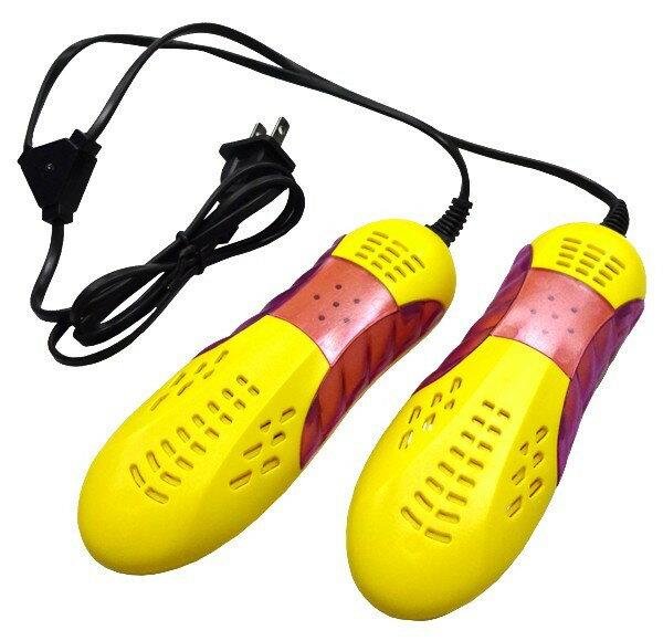 靴乾燥機 シューズドライヤー RS-G347 靴にセットするだけ 暖めて乾かす、靴を傷めない乾燥機 靴を暖め冷え性対策に!!【特価】
