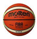 molten(モルテン) バスケットボール FIBAスペシャルエディション GR6 BGR6-YG アイボリー×クリーム 6号【送料無料】