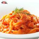 Oliveto生パスタ 蟹のトマトクリーム260g