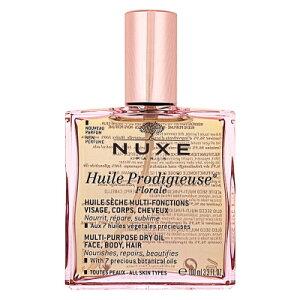 ニュクス NUXE プロディジュー フローラル オイル 100