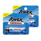 サベックス SAVEX  リップクリーム スティック 4.2g ×2個 hs【nas】【楽ギフ包装選択】【RCP】【02P01Mar15】
