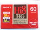 ソニーハイエイトビデオテープP6�60HHG4ハイグレード