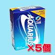 アクエリアス パウダー(粉末) 1L用 5袋入×5個5400円以上お買上げで送料無料 【RCP】