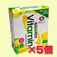アクエリアス ビタミン パウダー(粉末) 1L用 5袋入×5個5400円以上お買上げで送料無料【RCP】