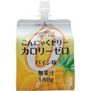 ファイトマン蒟蒻ゼリーカロリーゼロ(パイン)5400円以上お買上げで送料無料(こんにゃくゼリー) 10P03Dec16