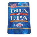 ★メール便なら送料100円★DHA&EPA 100粒うっかり物忘れが気になる方に!DHA(ドコサヘキサエン酸)EPA(エイコサペンタエン酸)