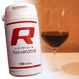 レスベラトロール Resveratrol 赤ワイン サプリメント・トラ