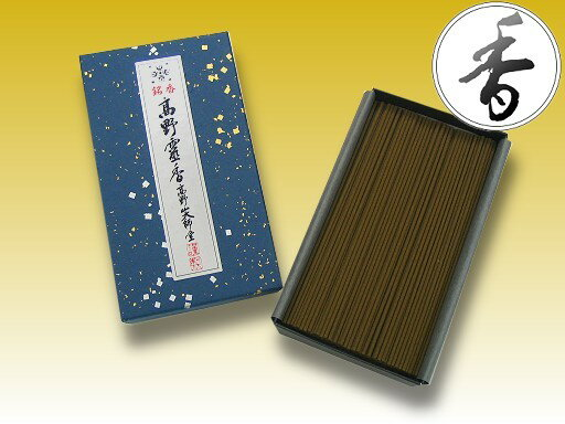 Koyasan soul incense stick [MEIKOH](Temple Scent)