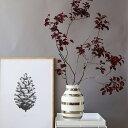 RoomClip商品情報 - Kahler(ケーラー)オマジオ フラワーベースラージ シルバー 花瓶 陶器日本正規代理店品