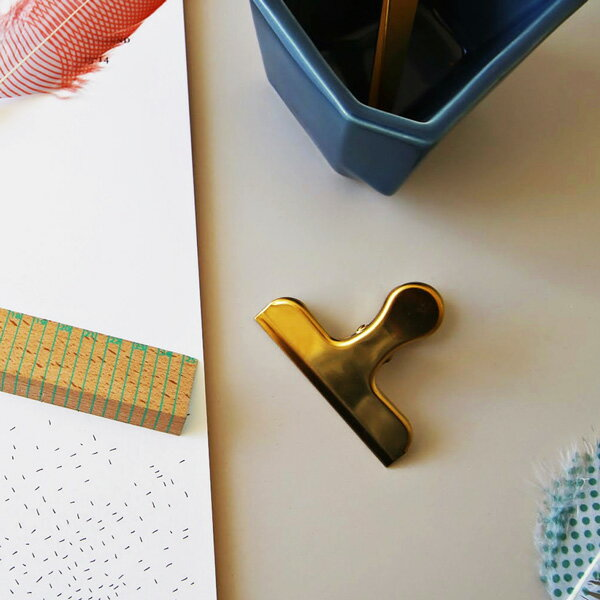 RoomClip商品情報 - HAY (ヘイ) Clip Clip with handle クリップ1個 文具 北欧雑貨