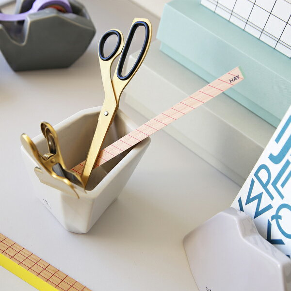 HAY(ヘイ)Scissorはさみbrass plated 北欧雑貨