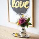 Kahler (ケーラー)オマジオ フラワーベーススモール シルバー 花瓶 陶器日本正規代理店品お正月/お飾り