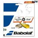 Babolat(バボラ)「プロハリケーンツアー+エクセル BA281032」硬式テニスストリング(ガット)Babolat(バボラ)「プロハリケーンツアー+エクセル BA281032」硬式テニスストリング(ガット)