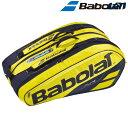 【全品10%クーポン】「あす楽対応」バボラ Babolat テニスバッグ・ケース PURE AERO