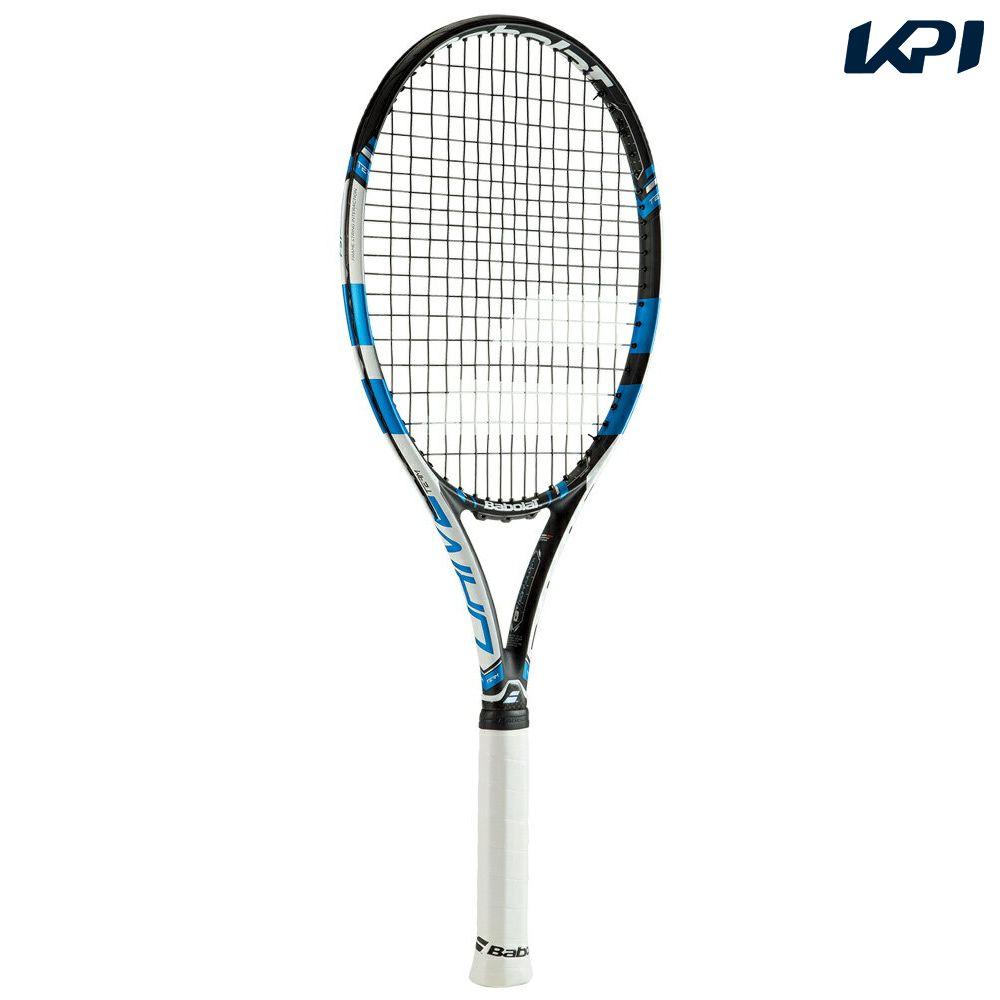 【エントリーでプレゼント対象】 BabolaT(バボラ)「PURE DRIVE TEAM(ピュアドライブチーム) BF101238」硬式テニスラケット