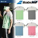 「3月発売予定※予約」「2017新製品」Babolat(バボラ)「Unisex ショートスリーブシャツ BAB-1703」テニスウェア「2017SS」