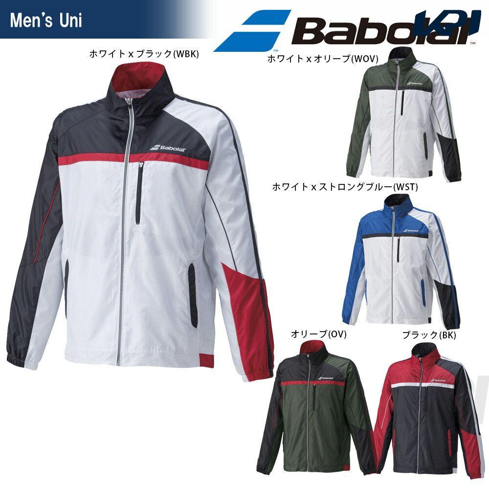『即日出荷』「2016新製品」Babolat(バボラ)「Unisex ウィンドジャケット BAB-4654」テニスウェア「2016FW」 「あす楽対応」【KPI】