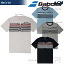 babolat - 【店内最大2200円クーポン配布中】【均一セール】『即日出荷』Babolat(バボラ)「Unisex ショートスリーブシャツ BAB-8704」テニスウェア「FW」 「あす楽対応」[ポスト投函便対応]