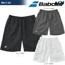 バボラ Babolat テニスウェア ユニセックス SHORT PANTS ショートパンツ BTULJD05 2018SS 3月発売予定※予約