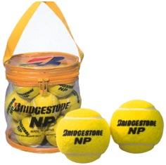 BRIDGESTONE (Bridgestone) tennis ball fs3gm