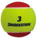 BRIDGESTONE (ブリヂストン)「ノンプレッシャーボール3(STAGE3)BBPPS3 1箱(60個入り)」キッズ/ジュニア用テニスボール【チューブプレゼント対象】