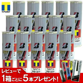Bridgestone (Bridgestone) XT81 box (15 cans /60 ball) tennis ball fs3gm