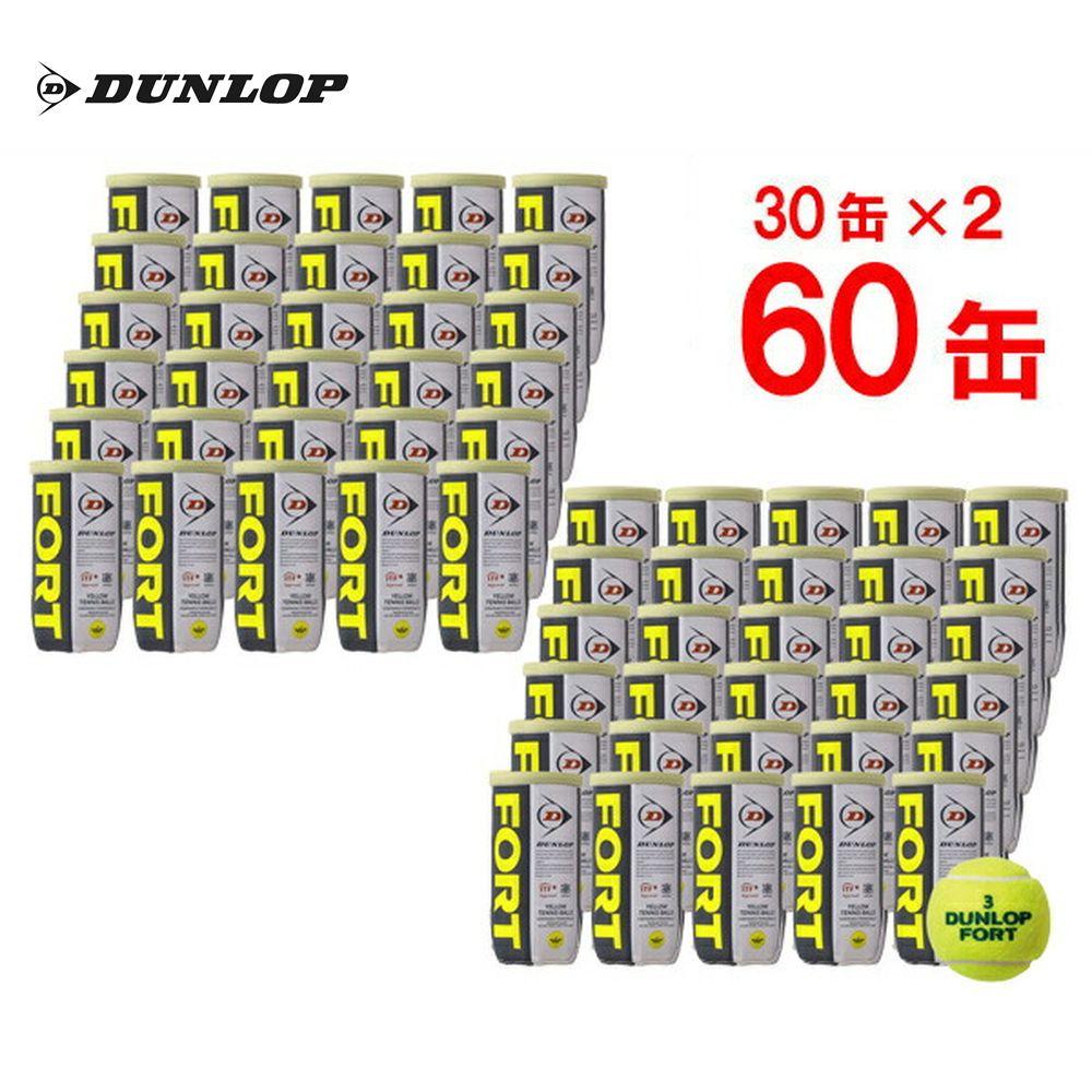 【ボールキャンペーン】DUNLOP(ダンロップ)FORT(フォート)[2個入]2箱セット(…...:kpi:10084728