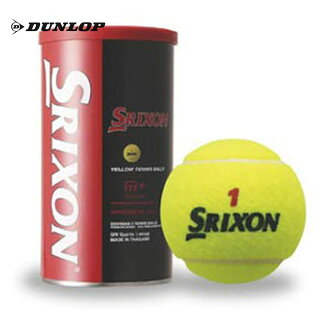 1 Can = 2 ball fs3gm SRIXONTENNIS BALL ( Srixon tennis )