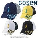【最大3000円クーポン】ゴーセン GOSEN テニスキャップ・バイザー 2018年 ALL JAPAN