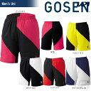 GOSEN(ゴーセン)「UNI ゲームパンツ PP1700」テニスウェア「2017SS」