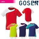 「2017新製品」GOSEN(ゴーセン)「レディース ゲームシャツ T1709」テニスウェア「2017SS」【店頭受取対応商品】【kpi_d】