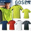 「2017新製品」GOSEN(ゴーセン)「UNI ゲームシャツ T1726」テニスウェア「2017FW」【店頭受取対応商品】【kpi_d】
