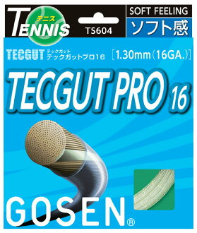 """Ships (and write a review included, the teen pulled not available ) ' GOSEN ( writer ) ts604 tennis string (GATT)"