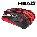ヘッド HEAD テニスバッグ・ケース Tour Team 12R Monstercombi 283108-BKRD