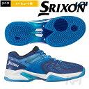 SRIXON(スリクソン)「PROSPIDER αGRIP 2 (プロスパイダー・アルファ・グリップ2)LADIES SRS-370L」オールコート用テニスシューズ