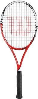"Wilson fair Wilson (Wilson) ""SIX... ONE 95 [JAPAN spec] 95 JP six-one only frame ( ) WRT710720 ""tennis racket""for"""