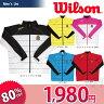 『即日出荷』『即日出荷』 Wilson(ウイルソン)「Unisex ウォームアップジャケット WRAJ352」テニスウェア「FW」「あす楽対応」「あす楽対応」