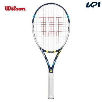 「 2014 신제품 」 Wilson (윌슨) 「 주스 100 스 (JUICE 100S) WRT718920 」 경식 테니스 라켓 「 운영 」
